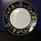 Fitz & Floyd Chinoiserie Buddha Temple Bird FF41 SALAD PLATE 1 SOLD IND 3 AVAIL