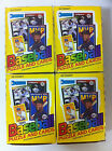 (4) 1989 Donruss Baseball Cards Wax Box 144 Packs Lot Ken Griffey Jr RC?