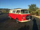 Volkswagen  Bus Vanagon Chrome 1969 vw rag top bus