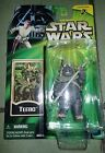 Star Wars Power Of The Jedi POTJ Ewok Teebo Carded Action Figure Sealed