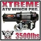 3500LB VENOM UTV WINCH 2014-2016  POLARIS ACE 325/570/900 ACE