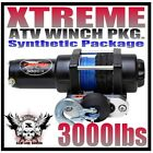 3000LB VENOM UTV WINCH 2014-2016  POLARIS ACE 325/570/900 ACE