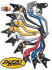 Moto Guzzi Griso Norge 1200 Stelvio PAZZO RACING Lever Set ANY Color