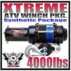 4000LB VENOM ATV WINCH KIT 2016 YAMAHA GRIZZLY 700 4X4  & KODIAK 700 4X4 4000 LB