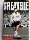 SIGNED by Jimmy Greaves Greavsie the Autobiography 2003 1st HB DJ Spurs