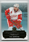 14 -15 UD CUP PAVEL DATSYUK AUTO GOLD SIGNATURE RENDITIONS