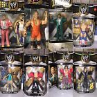 WWE Classic Superstar Series Lot New In Box Ultimate Warrior Mr Prefect Hogan
