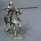 TOY Soldier Mounted Knight with Lance metal miniature Rider 1/32 6015KL