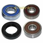 Rear Wheel Ball Bearings Seals Kit for Kawasaki KLX110 2002-2015