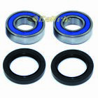 Front Wheel Ball Bearing Seal Kit Fits KAWASAKI VN1500 Vulcan 1500 Classic 96-05