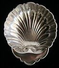 BIRKS Sterling Silver 1943 SCALLOP CLAM SHELL CANDY DISH hallmarked wt. 27.7 g.