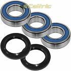 Rear Wheel Ball Bearings Seals Kit for Suzuki RM250 2000-2008, RM250Z 2006