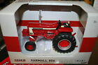 1/32 IH International Harvester Farmall 806 tractor w/ wide front by Ertl, nice