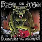 FLOTSAM AND JETSAM DOOMSDAY FOR THE DECEIVER BRAND NEW SEALED CD 2012