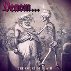 VENOM - THE COURT OF DEATH (New & Sealed) CD Metal