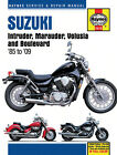 HAYNES Repair Manual - Suzuki VS700/VS750/VS800 Intruder (1985-2004)