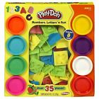 Play Doh Numbers Letters N Fun Art Toy