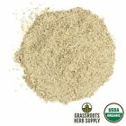 Organic Milk Thistle Seed, Powder (Silybum marianum)