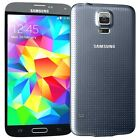 Samsung Galaxy S5 SM G900P 16GB Boost Mobile Charcoal Black Gold White