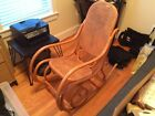 Vintage Mid-Century Bentwood Rocking Chair