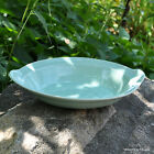 TAYLOR -  Luray Pastels, Green Oval Baker Vegetable Bowl