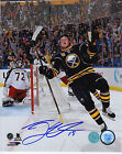 Jack Eichel Signs Exclusive Autograph Card Deal with Leaf 18