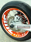 Wheel Sticker Supermoto Rims KTM SMC 690 LC4 660 625 640 EXC 450