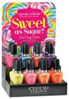 Cuccio Colour Veneer Gel Only SWEET AS SUGAR 2015 Collection The Candy Color