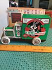 Bugs Bunny Green Grocers TIN LITHO TOY TRUCK 1992 LOONEY TUNES WARNER BROTHERS