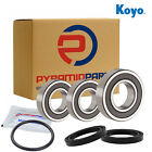 Honda CBR1000 RR Fireblade CBR 1000 2005-2014 Rear Wheel Bearings KIT + Seals