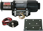 Champion Powered Winches with 4500 Pound Towing Capability, Boat Winches