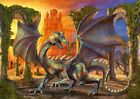 At Dragon Castle Jigsaw Puzzle, 1000-Piece