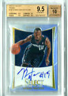 2012-13 SELECT PRIZMS KEMBA WALKER RC.ON CARD AUTO #39 99