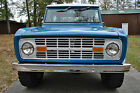 Ford  Bronco 1977 ford bronco 4 x 4 restored 302 v 8 auto power disc brakes power steering
