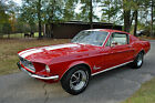 Ford  Mustang 1968 ford mustang fastback 302 390 hp motorsport crate c 4 trans posi 3 89