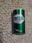 Vintage Rare Genesee Cream Ale The Male Ale Straight Steel Beer Can