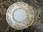 Set of 11 Beautifully Hand Painted Antique Porcelain Dessert Plates
