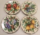 Sakura Oneida Sonoma Excell - Set of 4 - Fruit salad plates