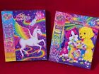 CHRISTMAS SALE: LOT of 2 Lisa Frank 48 Piece Puzzles Rainbow Matinee