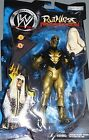 GOLDUST - WWE Wrestling Ruthless Aggression Series 3 Action Figure Rare.