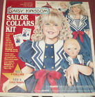 Daisy Kingdom Sailor Collars Kit