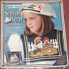 Daisy Kingdom Sailor Bear Collars Kit