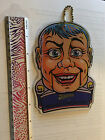 Williams Funhouse Fun House Pinball Key Chain NOS