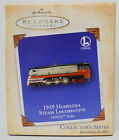 2004 Hallmark Keepsake Ornament Lionel 1939 Hiawatha Steam Locomotive-QX8454