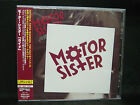 MOTOR SISTER Ride JAPAN CD Anthrax Fates Warning Armored Saint Exodus The Cult