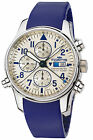 Fortis Men's Wristwatch 702.20.92 SI.05 Flieger Chronograph COSC Alarm Limiited