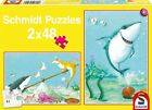 Little White Shark Two 48-Piece Childrens Jigsaw Puzzle