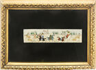 Rare Antique Miniature Persian Hand Painted on Ivory Painting,Xlnt Cond,All Orig