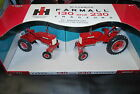 1/16 IH Farmall tractor 130 230 50th ann. set by Ertl, NICE!, Hard to find, NICE