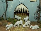 Landi Christmas Nativity Set Sheep Presepio Pesebre Manger Creche Animal